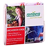 Romberg 10191202 Feinste POP UP Orchideenerde (1 Liter-Packung)