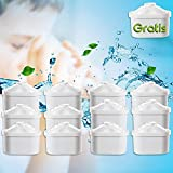 WASSERFILTER-KARTUSCHEN 12er + 1Gratis Wasserfilter Brita Maxtra Marella KOMPATIBEL ||...