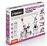Engino STEM Newtons Laws Construction Set With Free kidCAD App Ages 8 Years+