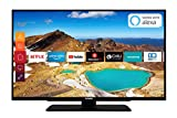 Telefunken XU55G521 140 cm (55 Zoll) Fernseher (4K Ultra HD, Triple Tuner, Smart TV, HDR10, Prime Video)
