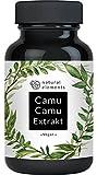 Camu-Camu Kapseln - Natürliches Vitamin C - Vergleichssieger 2020* - 180 vegane Kapseln...