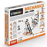 Engino STEM Mechanics: Cams & Cranks Construction Set With Free kidCAD App Ages