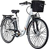 ZÜNDAPP E Damenrad 700c E-Bike Pedelec Z510 Citybike Elektrofahrrad 28' Fahrrad...