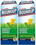 Roundup Rasen-Unkrautfrei Konzentrat, Spezial-Unkrautvernichter zur Bekämpfung von...