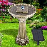 profi-pumpe.de Solar Gartenbrunnen Brunnen Zierbrunnen Zimmerbrunnen Springbrunnen Brunnen...