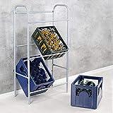 ml24 Flaschenkastenständer für bis zu 6 Kästen Kastenständer Kistenständer vielseitig...