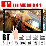 2 Din 9 Zoll Android 8.1 Universal Autoradio Doppel Din Stereo GPS Navigation im Dash Video WiFi USB Bluetooth Autoradio