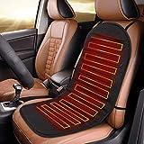 Navaris Auto Sitzheizung Sitzauflage 12/24V - 2 Heizstufen - 95x45cm - Autositz Heizung...