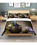 MZQ Bettwäsche-Sets World-of-Warcraft-Bettwäsche-Sets...