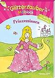 Glitzerzauber Malblock Prinzessinnen (Malbücher und -blöcke)