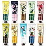 Handcremes Set, 10 Stk Mini Hand Creams, Plant Fragrance Handcreme Feuchtigkeitscreme...