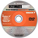 Ultimate Boot & Repair CD/DVD Windows 10 / 8 / 7 / XP Bootfähig Notfall CD System-Diagnose Software Alle PCs & Notebooks