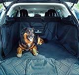 FRIEDRISCHS Kofferraumschutz Hund - Wasserabweisend & Reißfest - Hochwertiger Hunde...