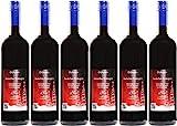 WeinWerk A. Tully Roter WeinWerk Glühwein Süß (6 x 0.75 l)