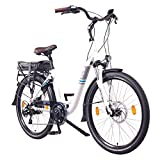 NCM Munich 28' E-Bike City Rad, 250W, 36V 13Ah 468Wh weiß