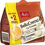 Melitta Melitta Gemahlener Röstkaffee in Kaffeepads, 10 x 16+2 Pads, 100% Arabica, Mild...