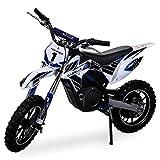Kinder Mini Crossbike Gazelle ELEKTRO 500 WATT inklusive verstärkter Gabel Dirt Bike...
