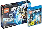 LEGO Dimensions - Starter Pack - [PlayStation 4] + Supergirl Figur