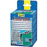 Tetra EasyCrystal Filter Pack C250/300 Filtermaterial mit Aktiv-Kohle, Filterpads für...