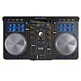 Hercules Universal DJ (2-Deck DJ Controller, Bluetooth, 16 Performance-Pads, Audio In/Out, DJUCED, PC / Mac / iOS / Android)