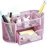 Stiftehalter für das Büro,Büro Schreibtisch Organizer,Metall Büro Organizer...