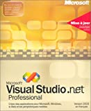 Visual Studio.NET Professional Edition 2003, mise à  jour