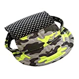 joyMerit Small Medium Pet Sommermütze Dog Baseball Visor Hat Puppy Außen Sunbonnet Cap - Camouflage - M