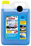SONAX AntiFrost&KlarSicht Konzentrat (5 Liter) ergibt bis zu 15 Liter Winter-Scheibenwaschwasser,...