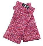 EEM Damen Strick Wollstulpe Pulswärmer MAYA-BW mit Thinsulate Thermofutter aus Polyester,...
