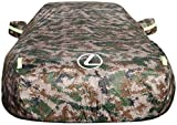 Bonheur Car-Cover Lexus NX Car Cover spezielle Auto-Persenning Car Cover Regenschutz Sonnenschutz Eindickung Isolierung Car Cover (Color : Camouflage Color)