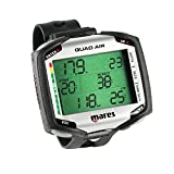 Mares Quad Air Tauchcomputer, Black, One Size