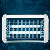 Mmm@ Sterilisationslampe, Wandmontierte Uv-Ozon-Desinfektionslampe, Antibakterielle Rate...