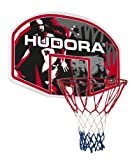HUDORA Basketballkorb-Set In-/Outdoor - Basketball-Board - 71621