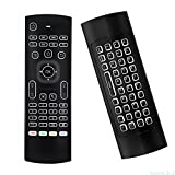Ouhuang MX3 Wireless Technologie Hintergrundbeleuchtung Fly Air Mouse Tastatur für Android TV Box PC with Blacklight
