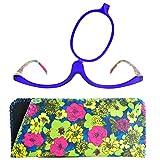 Make-Up Schminkbrille mit klappbaren Brillenglas, Modische Schminkhilfe mit GRATIS...