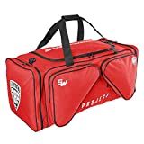 SHER-WOOD True Touch Project Eishockey Tasche Carry Bag - M, Farbe:rot