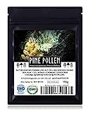 PINE POLLEN (Pinien Pollen) - Natürliche Wildsammlung   TOP-Qualität vom NR.1-Original  ...