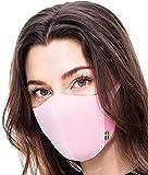 Airinum Lite Air Mask - Atemschutzmaske mit Filter und Elatischer Ohrenhalterung,...