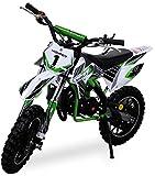 Kinder Mini Crossbike Gazelle 49 cc 2-takt inklusive Tuning Kupplung 15mm Vergaser Easy...