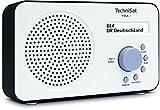 TechniSat VIOLA 2 tragbares DAB Radio (DAB+, UKW, Lautsprecher, Kopfhöreranschluss,...