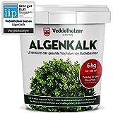 DER SIEGER 09/2020 Veddelholzer 6kg Bio Algenkalk 100% reines Pulver aus Meeresalgen...