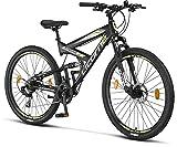 Licorne Bike Strong 2D Premium Mountainbike in 27,5 Zoll - Fahrrad für Jungen, Mädchen,...
