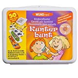 WUNDmed Kinderpflaster Kunter bunt Box 50tlg.