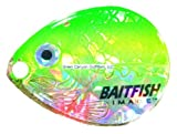 Northland Tackle Baitfish-Image Spinner Harness #4 6/SC Baitfish-Image Spinner Harness #4, Yellow Perch, RCH3-6-YR