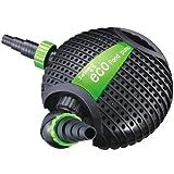 Jebao Teichpumpe Eco ATP8500 max. 8500l/h, nur 95W, Pumpe, Filterpumpe, 4,2m Förderhöhe,...