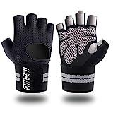SIMARI Trainingshandschuhe Männer Frauen volle Finger Gewichtheben Handschuhe mit...