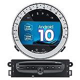 AWESAFE Android 10 Radio für BMW Mini Unterstützt CD DVD Bluetooth RDS Autoradio mit...