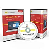 Microsoft Office 2016 PRO (Professional Plus) DVD mit original Lizenz. S2 Software-Box. Papiere & Zertifikate. Alle Sprachen 32 & 64bit