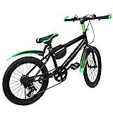 20 Zoll Mountainbike Doppelscheibenbremse Kohlenstoffstahl Fahrrad City Fahrrad