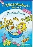 Glitzerzauber Malblock Meerjungfrauen (Malbücher und -blöcke)